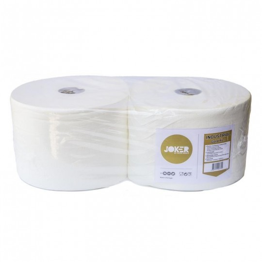 ROLO PAPEL INDUSTRIAL - 300MTS