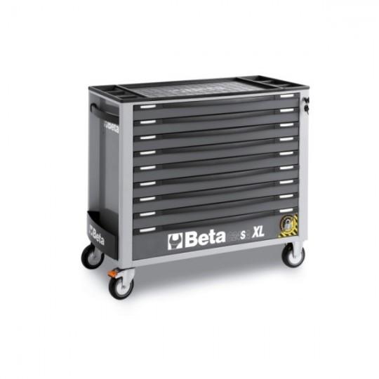 C24SA-XL/9 - CARRO COM 9 GAVETAS