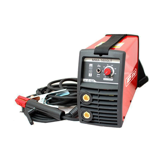 RED STAR BM 160 - INVERTER MMA