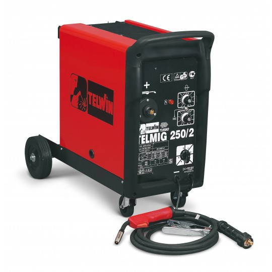 TELWIN TELMIG 250/2 TURBO (400 V)